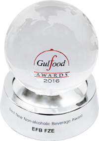 Gulfood Award 2016 EFB FZE